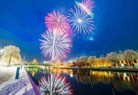 Lähde mukaan uudenvuoden aaton valokulkueeseen