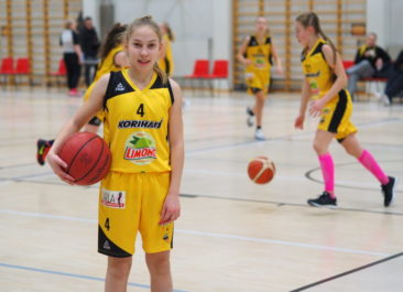 Aino Karsila pelasi tiensä West Coast All-Starsiin