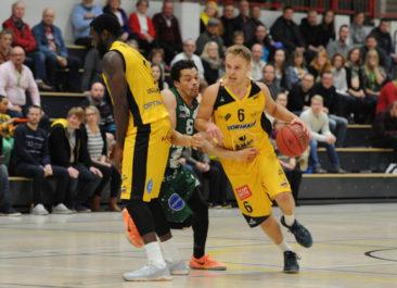 Marius Van Andringa jatkaa haipaidassa