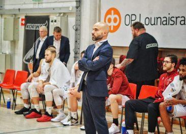 Jordi Juste vapautettu valmennustehtävistään – Nikula Korihaiden päävalmentajaksi
