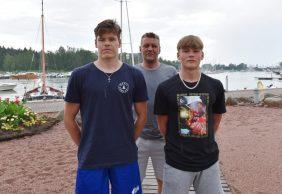 Jarno Nikula jatkaa Korihaiden päävalmentajana – omille kasvateille sopimuksia